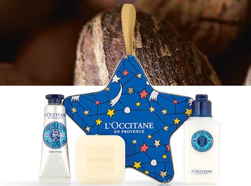 L'occitane šventinė žvaigždė