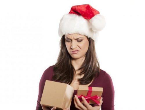 blogiausia kalėdinė dovana