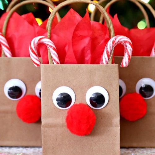 Kalėdiniai maišeliai