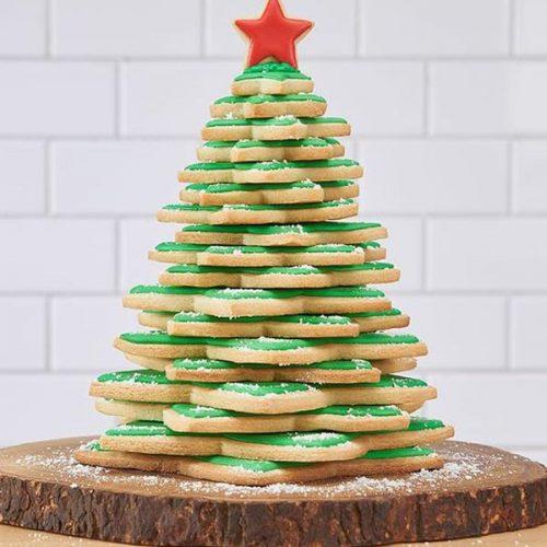 Sausainių eglutė