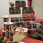 Christmas2business medaus arbatos kaledumiestelis