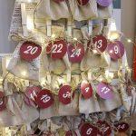 Christmas2business stebuklinga eglute kaledumiestelis