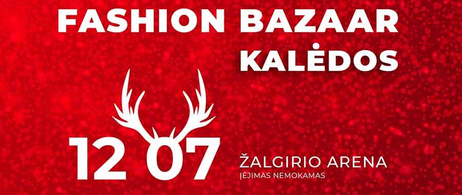 Fashion bazaar Kalėdos Kaunas