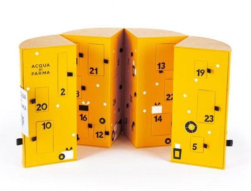 Parma grožio advento kalendorius