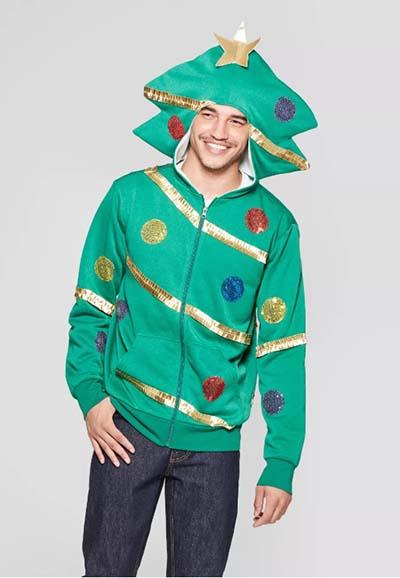 Bjaurus kalėdinis megztinis Target