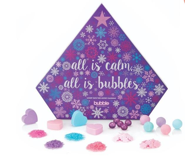 Bubble boutique advento kalendorius
