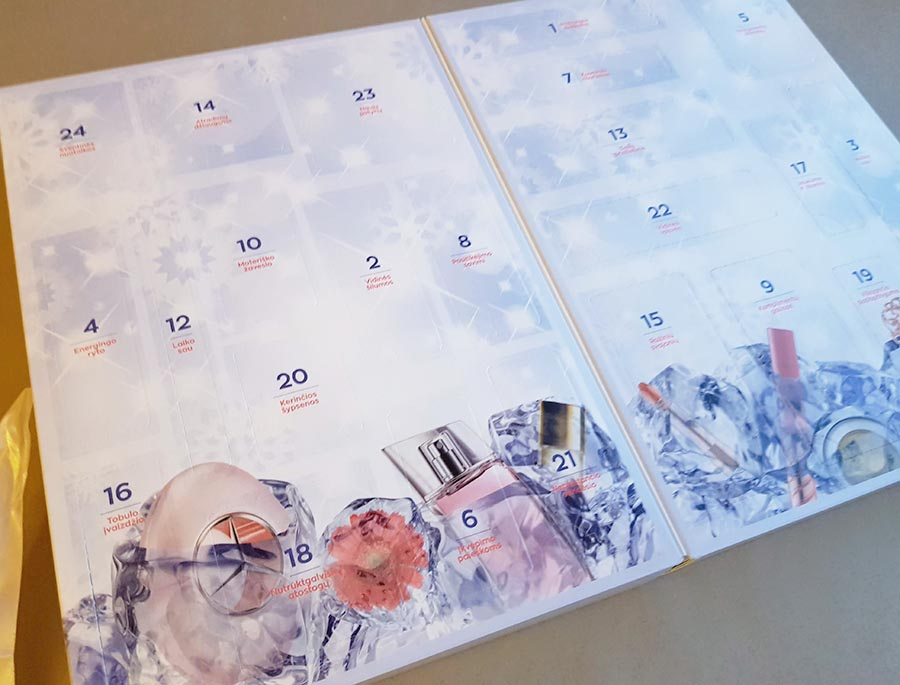 Eurokos Advento kalendorius
