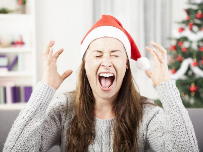 Kalėdinis stresas