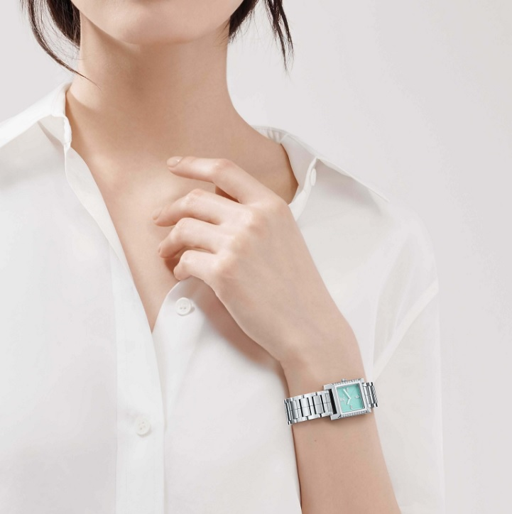 Tiffany laikrodis