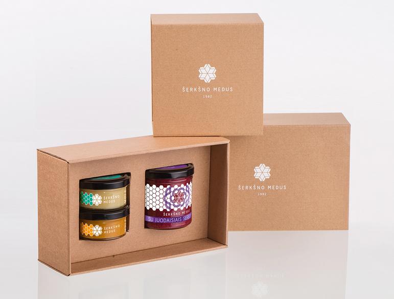 Šerkšno medus dovanų