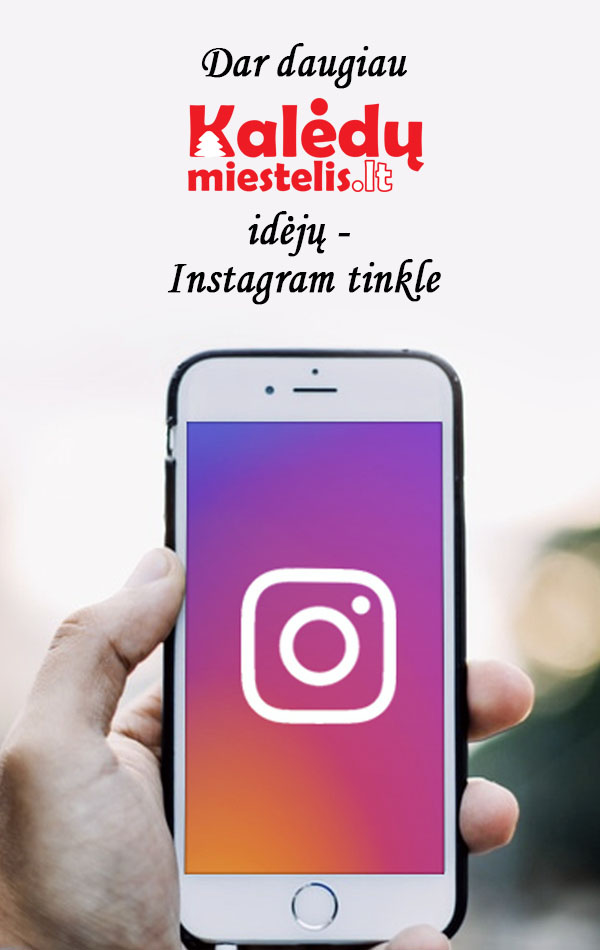 Kaledumiestelis.lt Instagram