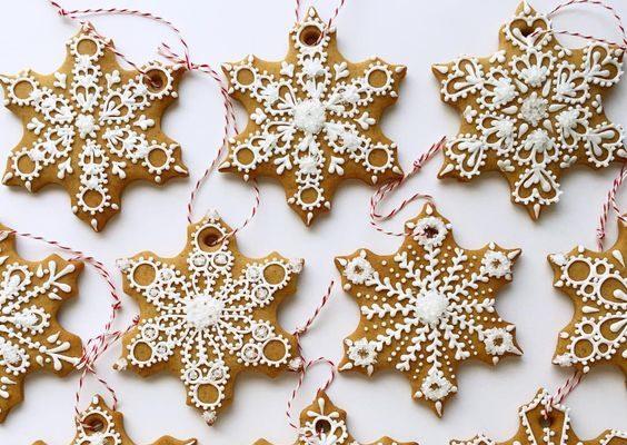 Valgomos dekoracijos. Kalėdinių idėjų kolekcija