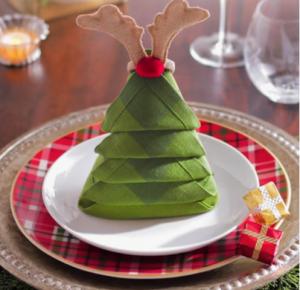 Kalėdinės servetėlės