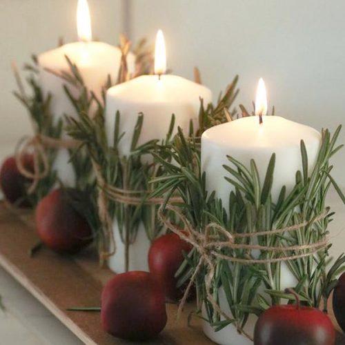 Kalėdinės žvakės