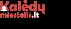 Logotipas Kalėdų miestelis