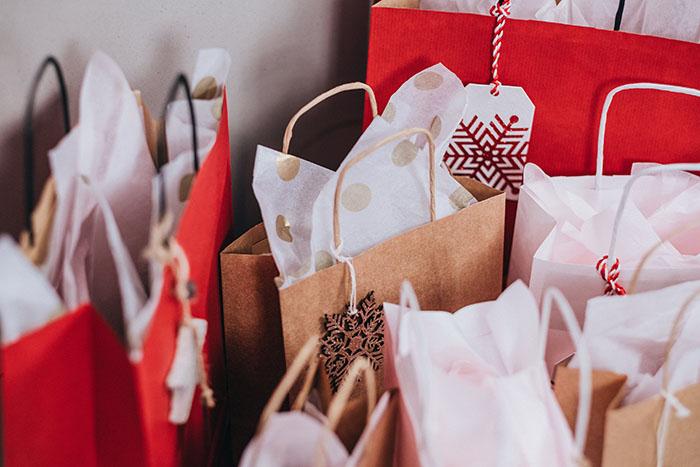 Kalėdiniai pirkėjų tipai