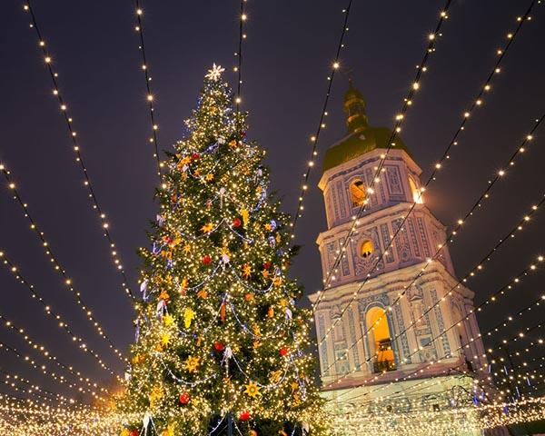 Kijevo kalėdų eglė