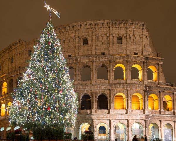 Romos kalėdinė eglė