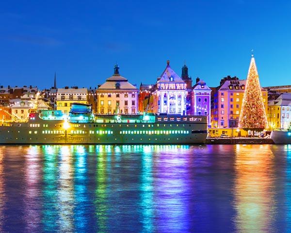 Stokholmo kalėdinė eglė