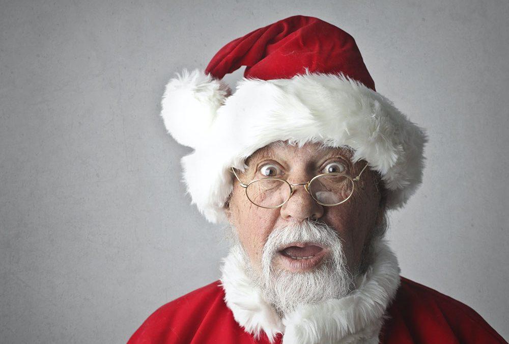 Kaip atsakyti? Sudėtingi vaikų klausimai apie Kalėdų senelį