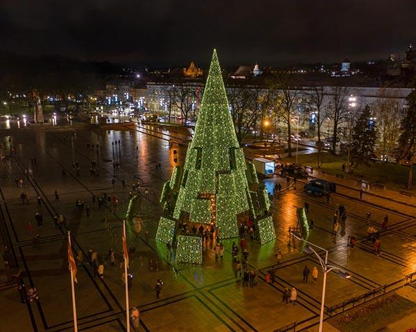 Vilniaus kalėdų eglė